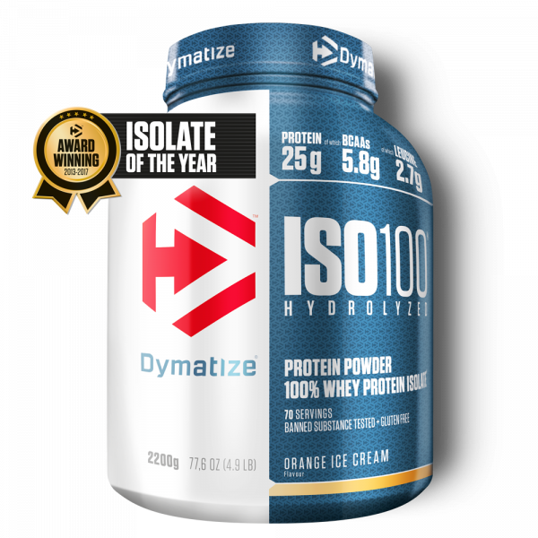 Iso100 Hydrolyzed